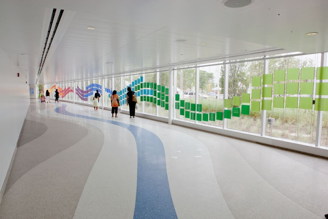 Nationwide Children's | Big Red Rooster a JLL Company